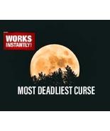 DEMONIC ATTACK CURSE ~ Ruin enemies health ~ prosperity ~ Revenge Spell - $200.00 - $4,200.00