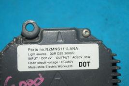 NISSAN MAXIMA 350Z G35 G37 QX56 FX35  XENON HEADLIGHT BALLAST HID NZMNS111LANA image 4