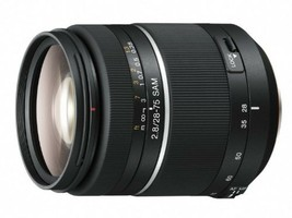 Sony Halterung Auswechselbare Objektiv SAL2875 - Internationale Version aus - $678.19