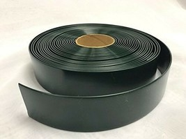 "2""x20' Ft Vinyl Patio Lawn Furniture Repair Strapping Dark Green + 25 Ri... - $26.18"