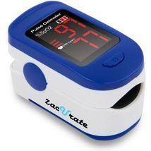 Zacurate® 500BL Sporting/Aviation Fingertip Pulse Oximeter Blood Oxygen Saturati image 4