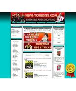 Blog or Affiliate WordPress Website Amazon Google Adsense + ClickBank - $5.99