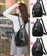Fashion Women Backpacks Girl's Schoolbag Bookbags Students Schoolbag YG1... - £28.28 GBP