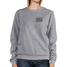 Mini USA Unique 4th Of July Pullover Sweatshirt Patriotic Gift Idea - $20.99+
