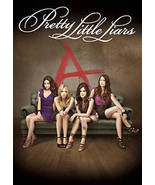 Pretty Little Liars: The Complete Third Season (DVD, 2013, 5-Disc Set) L... - $14.24