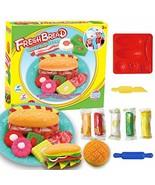 Fantarea Colour Dough Toys Color Clay Plasticine Color Dough Tools Acces... - $11.14