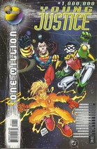 (CB-3) 1998 DC Comic Book: Young Justice #1,000,000 - $2.00
