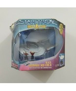 Star Trek Strike Force USS Enterprise NCC-1701D with Captain Picard Cmdr... - $28.04