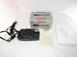Pentax Zoom 105-R 35mm Point & Shoot Film Camera - $14.65