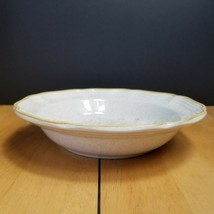 Mikasa Country Club Tomorrow's Dream Soup Cereal Bowl Pink Purple Peach Floral  - $5.93