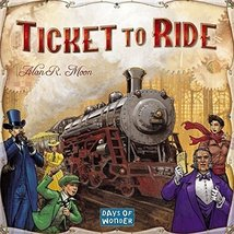 Days of Wonder Ticket to Ride Board Game - NEW - $29.99