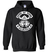 Son Of Odin Valhalla Blend Hoodie - $32.99+