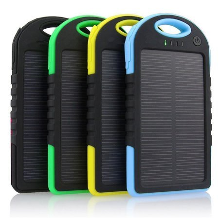 Solar Power Bank for Emergencies and Everyday Use