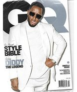 GQ Magazine April 2018 {Diddly The legend} [Single Issue Magazine] [Jan ... - $9.89