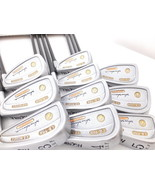 Honma Golf LB-708 SHF KB-MODEL 4 stars Iron Set 10 pcs #3-11,Sw - $1,823.58