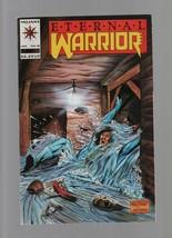 Eternal Warrior #18 - Valiant Comics - January 1993 - Black Desert Rose. - $5.49