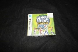 Guinness World Records: The Videogame (Nintendo DS, 2008) - $4.46