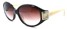 Oliver Peoples Rosina BNHRN Women's Sunglasses Brown Ivory Horn / Gradient JAPAN - $64.25