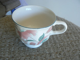 Mikasa Silk Flowers cup 17 available - $3.27