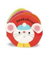 "Melissa and Doug ""Peekaboo"" Soft Activity Infant Book 9210 - $10.93"