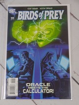 Birds of Prey # 111 (DC Comics) Dec. 2007 Bagged and Boarded - C1629 - $1.99