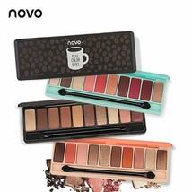 Eye Shadow Makeup Eyes Matte 10Colors Naked Palette Glitter Cosmetics Set Beauty - $9.90