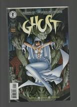 Ghost #1 - Dark Horse Comics - September 1998 - Warner, Zanier, Moncuse. - $2.45