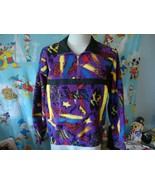 Vintage Fila Magic Line Fleece Pullover Size M - $98.99