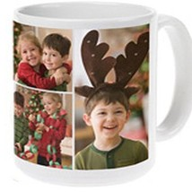 Design Your Personalized Photo Coffee Mug - Upload your logo or photo to... - $24.26
