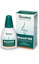 100% NATURAL PURE Himalaya Bresol NS Saline Nasal Solution 10ML FREE SHI... - $5.03