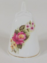 Royal Stuart china bell made in Galway Ireland - $13.69