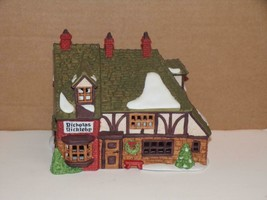 Dept. 56 Heritage Village Collection Dickens' Series Nicholas Nickleby C... - $16.82