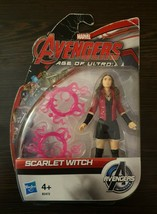 """Hasbro, Avengers, Age Of Ultron, Scarlet Witch, Action Figure, 3.75 """", New - $41.59"""
