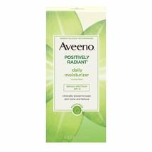 Aveeno Positively Radiant Skin Daily Moisturizer SPF 15 4oz - $20.76