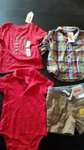 New Target Boys Clothing Lot Size 18m 18 months! FREE SHIPPING - $58.19