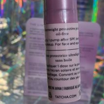 NEW IN BOX TRIAL Tatcha Liquid Silk Canvas 5mL (1/6th Full Size)  image 3