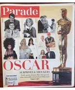 OSCAR Surprises & Shockers, Jesse Tuler Ferguson in Parade Magazine Feb ... - $2.95