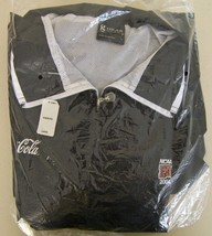 Coca Cola Black Jacket By Gear Size Large Ncaa Final Four San Antonio 2004 New - $22.00
