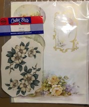 Craft Decal Lot Of 2 Water And Découpage Kit 1c - $10.40