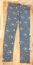 Levis Girls Knit Jean Jeggings, Grey With Stars - $13.99