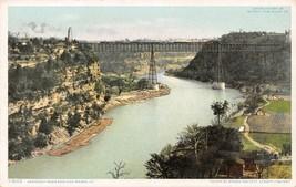 High Bridge Kentucky River 1910c Phostint postcard - $6.93