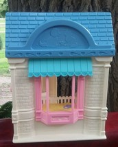 Vintage Fisher Price Loving Family Dollhouse Pet Shop For Parts 1995 - $12.19