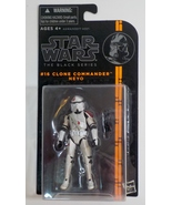 Star Wars Clone Commander Neyo #16 The Black Series 2015 wave 03 - $13.95