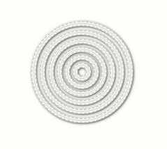 Simon Says Stamp Stitched Circles Wafer Dies #SSSD111456