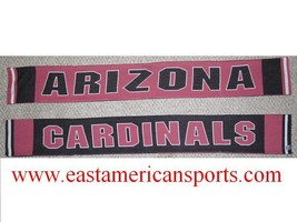 "Arizona Cardinals NFL Reebok Winter Scarf Neck Warmer 8"" x 60"" Banner Flag - €11,03 EUR"