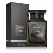 Tom Ford Oud Wood Eau De Parfum 3.4 Oz \ 100Ml Spray * Unisex * New In B... - $96.00