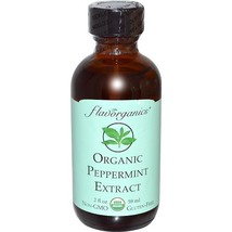 Flavorganics Peppermint Extract (1x2 Oz) - $12.88
