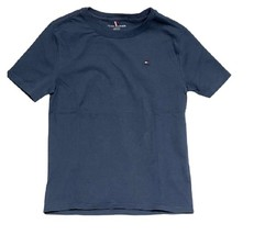 Tommy Hilfiger Kids T-Shirt Boys Dark Blue- M(8-10) - $18.99