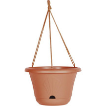 Bloem Terra Cotta Lucca Hanging Basket 13 Inch 814174025741 - $24.07