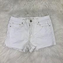 American Eagle Women's Size 8 White Shorts - $18.79